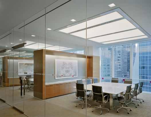 Mirodal dalles de plafonds grands formats acoustiques lumineuses et d cor - Plafonds suspendus dalles decoratives ...